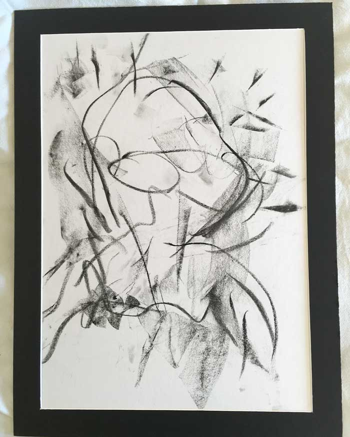 The Charcoal Drawings